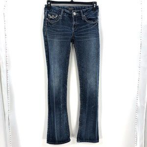 Hydraulic Gramercy Original Slim Boot SZ 6 Jean